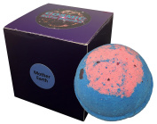 Cosmic Bath Bombs | All Natural & Gluten Free | Handmade in the USA with Organic Shea Butter & Organic Sunflower Oil