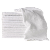 PARTEX Regal Premium White Cotton Towel TL-06042