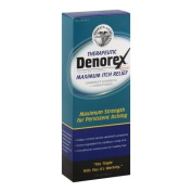 Denorex, Therapeutic, 2-in-1 Shampoo + Conditioner, Maximum Itch Relief - 300ml Ea by Denorex