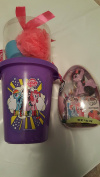 My Little Pony Bath and Easter Egg gift set