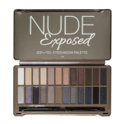 BYS 24 Colour Eyeshadow Palette NUDE EXPOSED