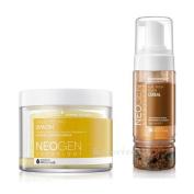 Neogen Dermalogy Bio-Peel Gauze Peeling & Real Fresh cleansing Foam MULTI SET