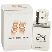 SCENTSTÔRY 24 Platinum Oud Edition Cologne For Men 50ml Eau De Toilette Concentree Spray + a FREE 50ml Body Wash