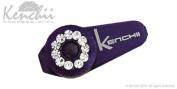 KENCHII KEJS-PURPLE Jewl Screw in Purple, Fits 14cm Shears and Longer