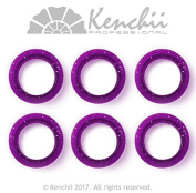 KENCHII KEFIP1 Extra Soft Premium Quality Finger Ring Inserts Purple