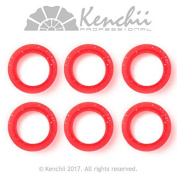KENCHII KEFIP1 Extra Soft Premium Quality Finger Ring Inserts Pink