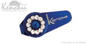 KENCHII KEJS-BLUE Jewl Screw in Blue, Fits 14cm Shears and Longer