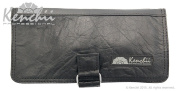 KENCHII KEL4SM 4-shear Real Leather Roll Case Holds 4 Shears, Small
