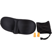 Eye Mask for Sleeping,Soft Sleep Mask for Travel,New Design Sleeping Masks by Fair land