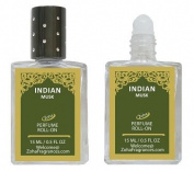 Majmua Perfume Oil - Indian Musk Roll-On by Zoha Fragrances