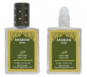 Arabian Perfume Oil - Arabian Musk Roll-On by Zoha Fragrances