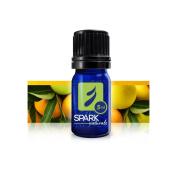 Spark Naturals - Bergamot 5ml - 100 % Pure Essential Oil - Steam Distilled