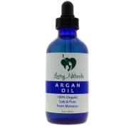 Loving Naturals 100% Pure & USDA Organic Argan Oil for Face, Hair, Skin and Nails