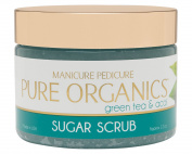 Pure Organic Sugar Scrub