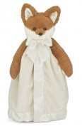 Bearington Baby Fritz Fox Snuggler, Plush Security Blanket, Lovey 38cm