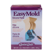 EasyMold, Silicone Paste for Impression Type Moulds, 0.5kg Kit