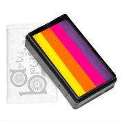 Silly Farm Rainbow Cakes - Lotus Arty Brush Cake