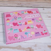Soul Large Girls Scrapbook