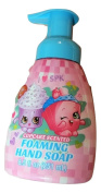 Shopkins Cupcake Scented Foaming Hand Soap