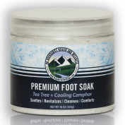 Premium Foot Soak - Tea Tree + Cooling Camphor