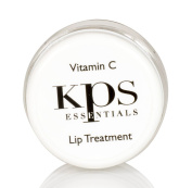 Vitamin C Lip Treatment | Restores Collagen | Moisturising Lip Balm | Lip Plumper | With Natural Oils, Antioxidants, and Anti-Inflammatory Properties | Softens and Hydrates | by KPS Essentials
