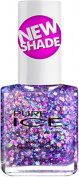 Pure Ice Nail Polish Galactic Glam #1396 (Multi-Coloured Glitter) 15ml