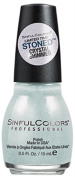 Sinful Colours Nail Polish Stoned Crystal Shimmer Collection, Better Sedona-Ed #2217, 0ml