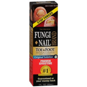 Fungi Nail Solution With Sprayer And Brush 30ml TEJ