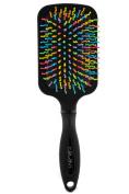 Celavi Rainbow Detangler Professional Salon Hair Brushes