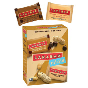 Larabar Minis Fruit and Nut Bar, Peanut Butter Chocolate Chip and Peanut Butter Cookie, 25ml