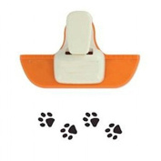Artemio 10003009 Border craft punch 5.1cm paws