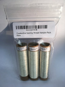 Conductive Sewing Thread Sample Pack