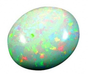 Divya Shakti 10.25 Carat FIRE OPAL STONE 100% ORIGINAL CERTIFIED NATURAL GEMSTONE AAA+ QUALITY