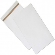 White Unprinted Eco-Mailers, 12 1/2 x 10cm x 50cm