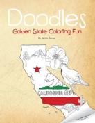 Doodles Golden State Coloring Fun