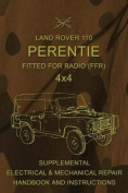 Land Rover 110 Perentie Fitted for Radio (Ffr) 4x4