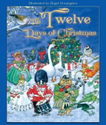 The Twelve Days of Christmas [Board book]