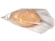 COMPOSTABLE 13cm x 19cm BagsCLEAR 1.6 mil Cellophane Bags