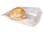 COMPOSTABLE 23cm x 30cm Cello BagsCLEAR 1.2 mil Cellophane Bags
