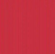 Shindigz Seasonal Party Decorative Metallic Corrugated Paper 1.2mx7.6m - Red