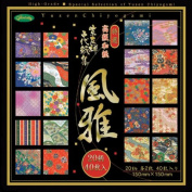 Showa Grimm Yuzen Chiyogami Origami Collection / tasteful 83-0751