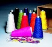 Trait-Tex 60ml Acrylic 4-Ply Double-Weight Yarn Cone, Pack 12
