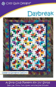 Pattern~Daybreak Quilt Pattern by Cosy Quilt Designs