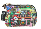 Tokidoki Roma Small Zip Coin Bag TK1701205MLTNS
