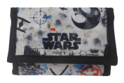 Star Wars Rogue one Wallet Coin Pouch, 13 cm, Black