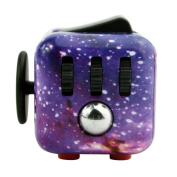Oliasports NightStars Fidget Cube Toy Camo Anxiety Attention Stress Relief for Children & Adults