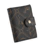 Giulia Pieralli - präsentiert von ZMOKA® Unisex AdultBusiness Card Holder BLACK