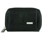 Bodenschatz Business Card Case, 11 cm, Black 2050048