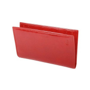 Katana Chequebook Cover red red