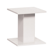 Replacement Pedestal for 4C Pedestal Mailbox in White
